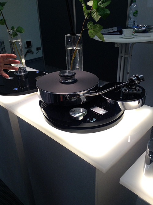 TRANSROTOR на выставке High End Munich 2015