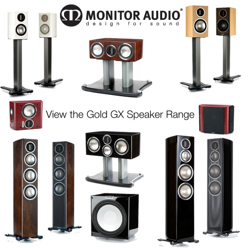 Monitor Audio Gold GX