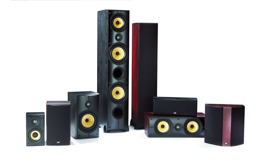 PSB Speakers серия Image В салоне AVComfort