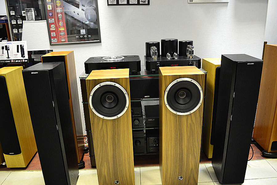 Усилитель AYON Audio ORION III