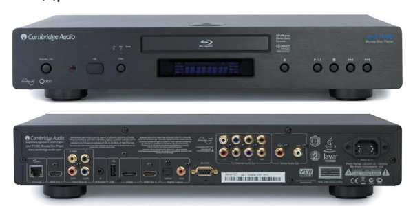 Cambridge Audio Azur 751BD