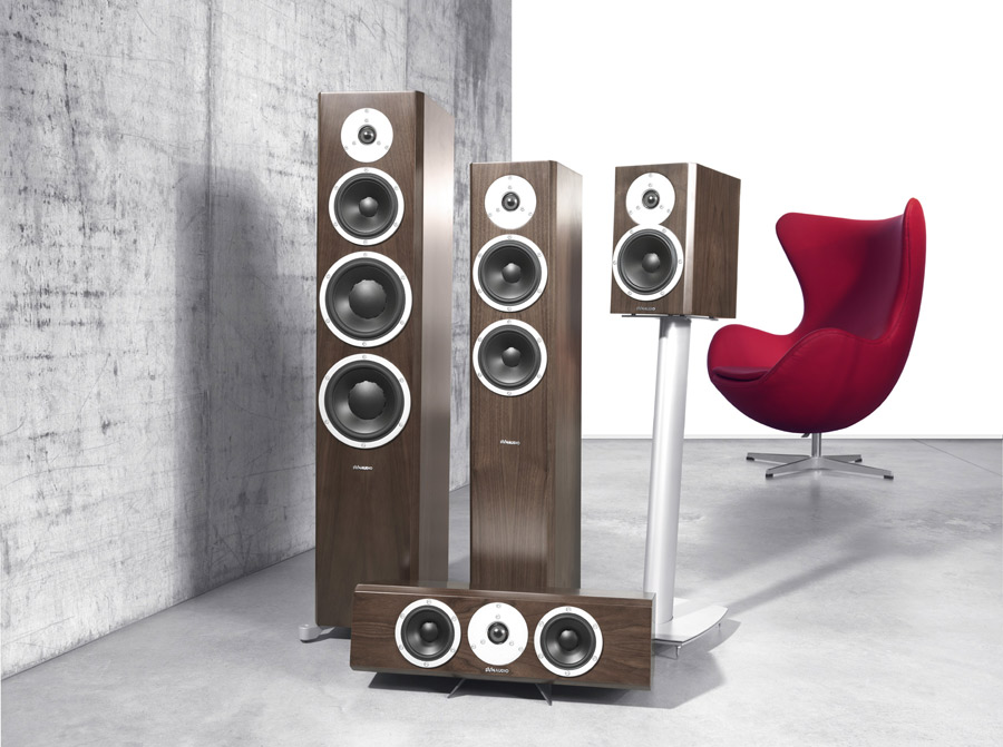 Dynaudio New Excite Series