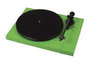 Pro-Ject Debut Carbon green