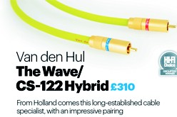 Van den Hul The Wave и CS-122 Hybrid