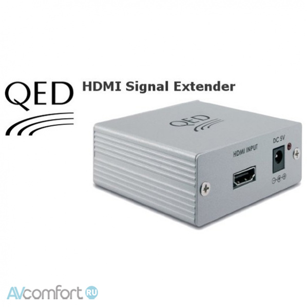 AVComfort, QED HDMI Signal Extender