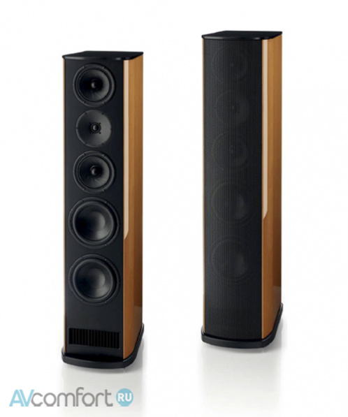 AVComfort, T+A Criterion TCD 210 S Lacquer Black