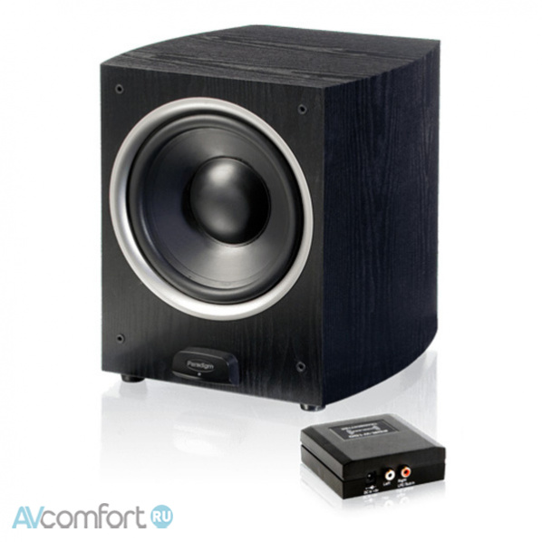 AVComfort, PARADIGM PDR-100 Wireless Black