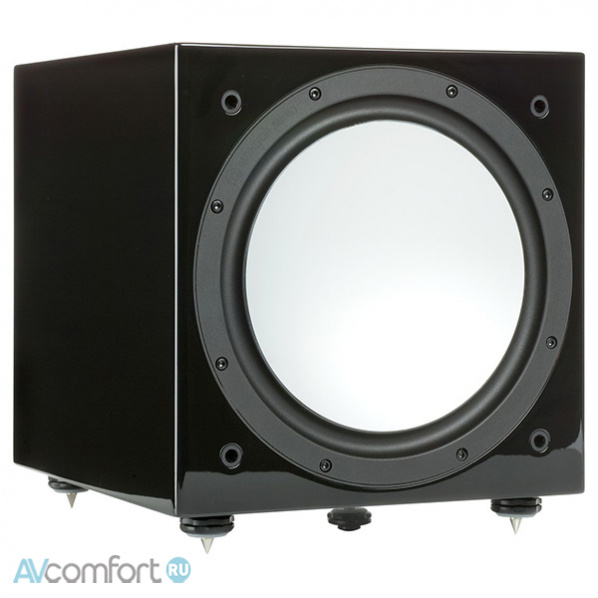AVComfort, MONITOR Audio Silver W12 High Gloss Black