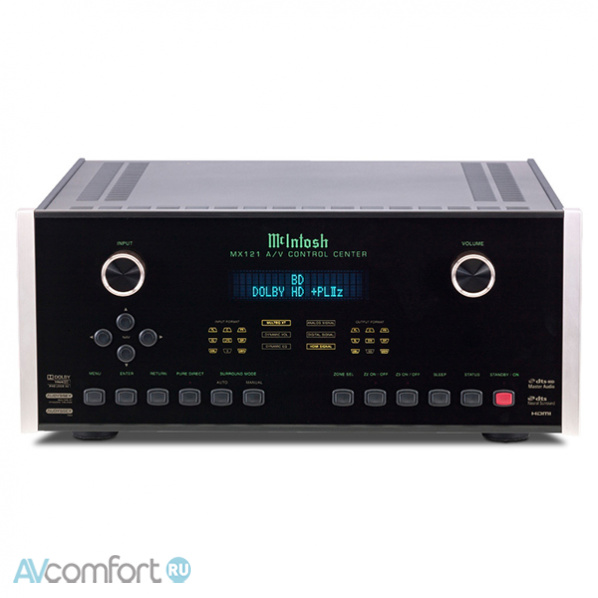 AVComfort, MCINTOSH MX121