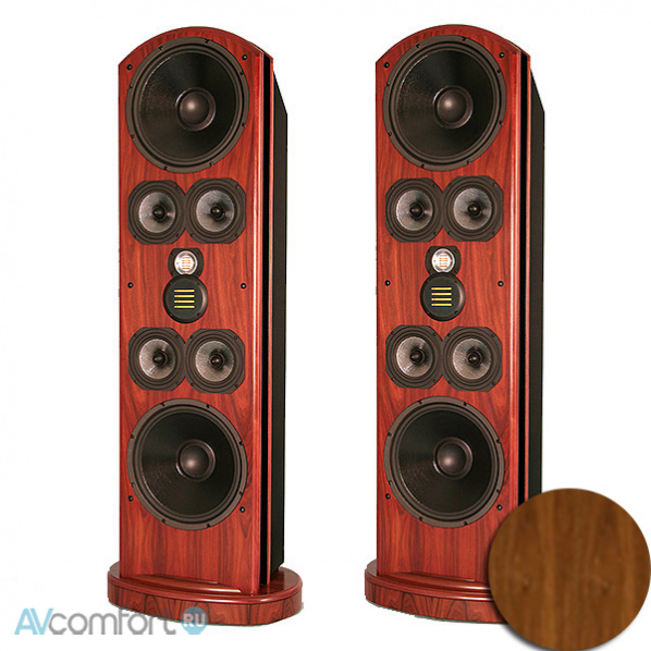 AVComfort, LEGACY Audio Whisper HD Walnut