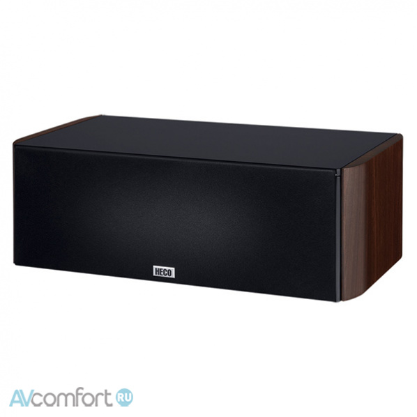 AVComfort, HECO Music Style Center 2 Black\Espresso