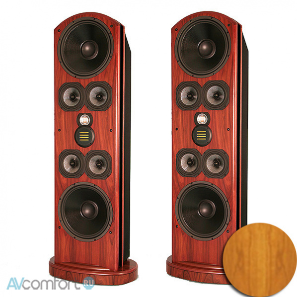AVComfort, LEGACY Audio Whisper XD Natural Cherry