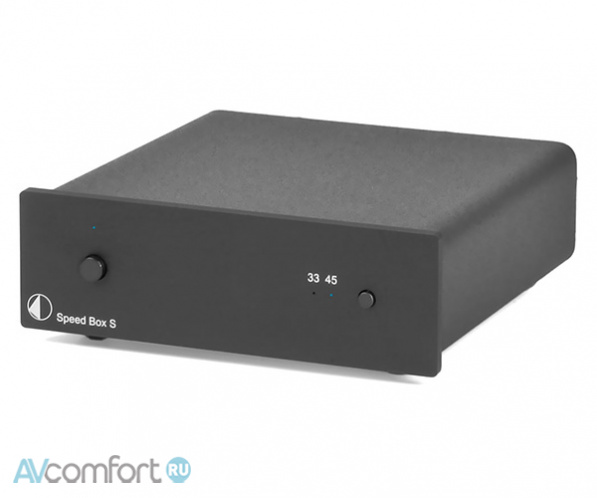 AVComfort, PRO-JECT Speed Box S Black