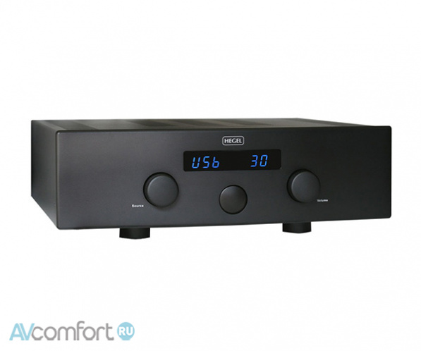 AVComfort, HEGEL H200 Black