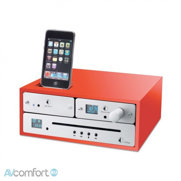 AVComfort, PRO-JECT Design Boxes DB 2V