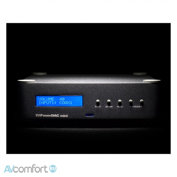 AVComfort, WADIA 151 PowerDAC mini Silver