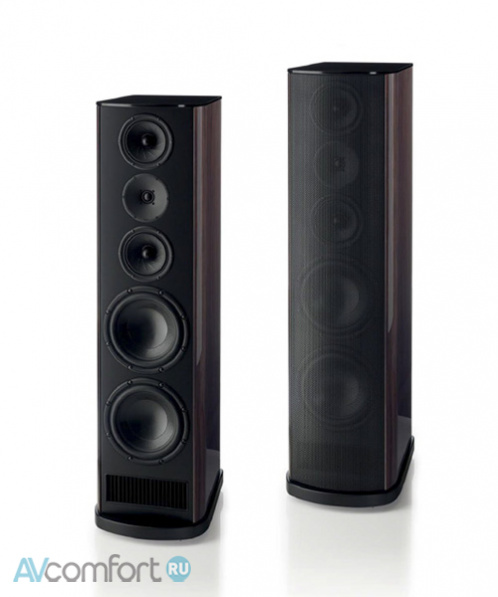 AVComfort, T+A Criterion TCD 110 S Lacquer Black