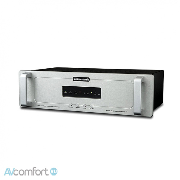 AVComfort, AUDIO RESEARCH PH6 Silver