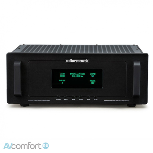 AVComfort, AUDIO RESEARCH Reference PHONO 2 SE Silver