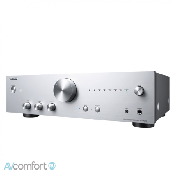 AVComfort, ONKYO A-9010 Silver
