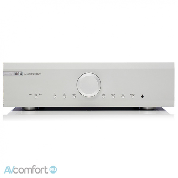 AVComfort, MUSICAL FIDELITY M6si Silver