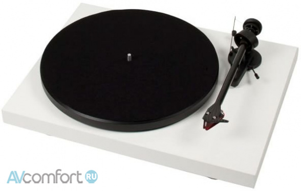 AVComfort, PRO-JECT Debut Carbon (2M-Red) White