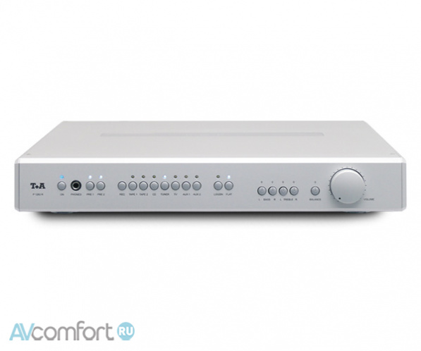 AVComfort, T+A P 1260 R Silver