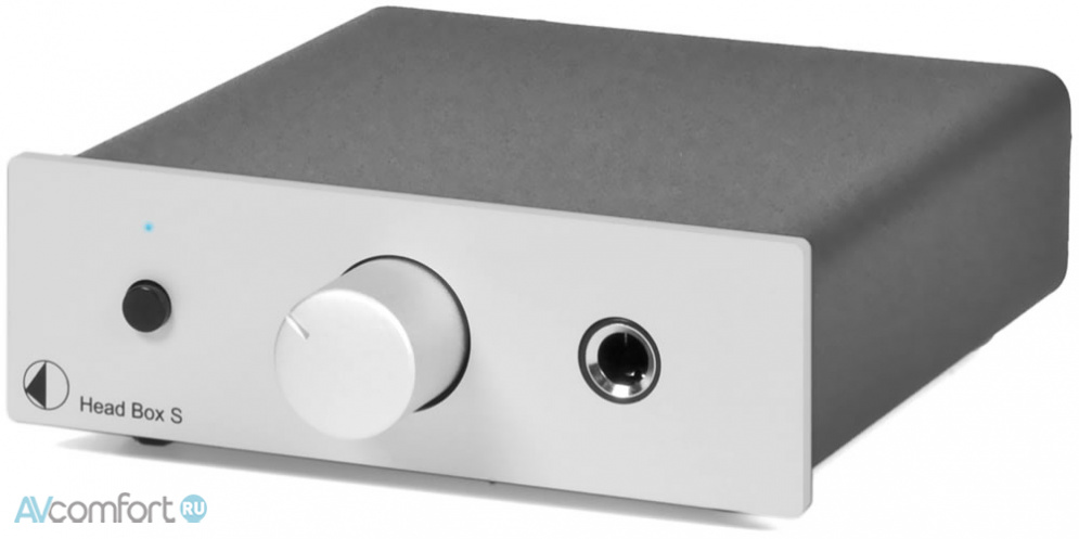 AVComfort, PRO-JECT Head Box S Silver