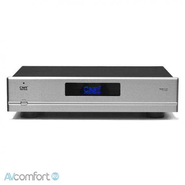 AVComfort, CARY Audio Cinema 2.125 Silver