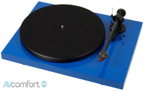 AVComfort, PRO-JECT Debut Carbon (2M-Red) Blue