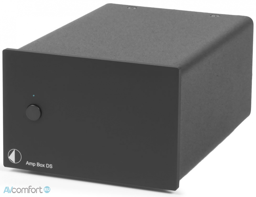 AVComfort, PRO-JECT Amp Box DS Black