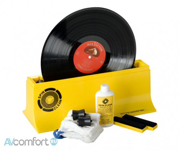 AVComfort, PRO-JECT Spin-Clean Record Washer System mkII
