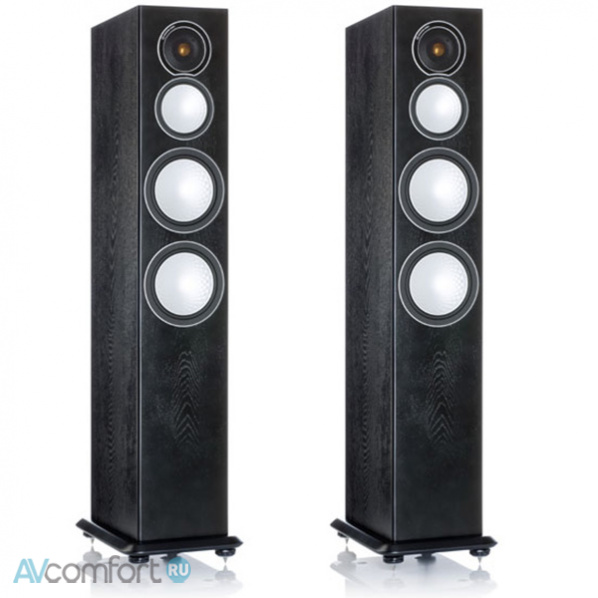 AVComfort, MONITOR Audio Silver 8 Black Oak