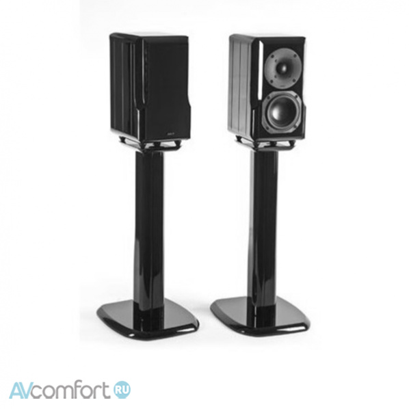 AVComfort, CHARIO K LYNX stand High Gloss White