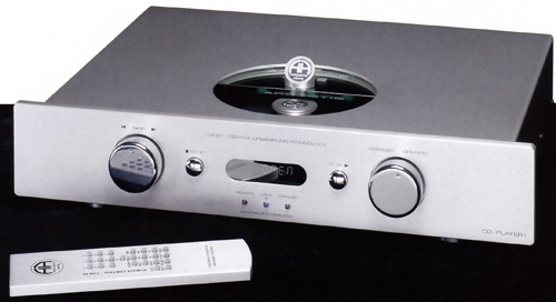 ACCUSTIC ARTS CD-Player IMK3
