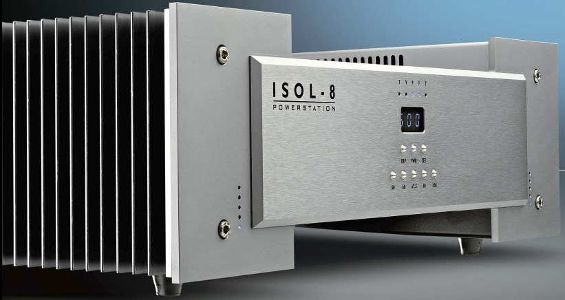 Isol-8 PowerStation