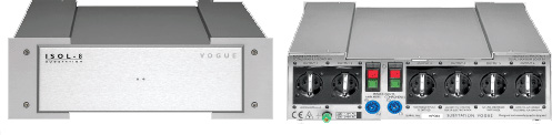 ISOL-8 SUBSTATION VOGUE