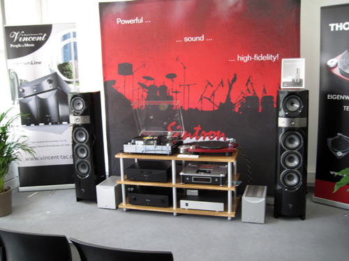 Munich High End Show 2011