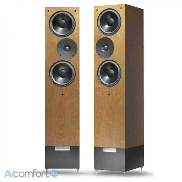 AVComfort, LIVING Voice Avatar II OBX-RW Satin Walnut