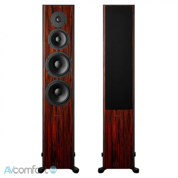 AVComfort, DYNAUDIO Focus 60 XD Rosewood High Gloss