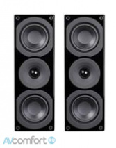 AVComfort, SYSTEM Audio SAXO 10 High Gloss Black