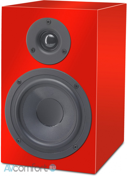 AVComfort, PRO-JECT Speaker Box 5 Red