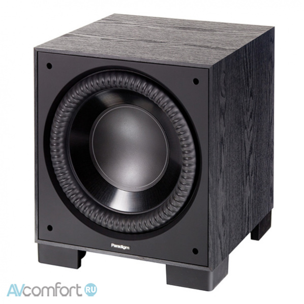 AVComfort, PARADIGM Monitor Sub 12 Black