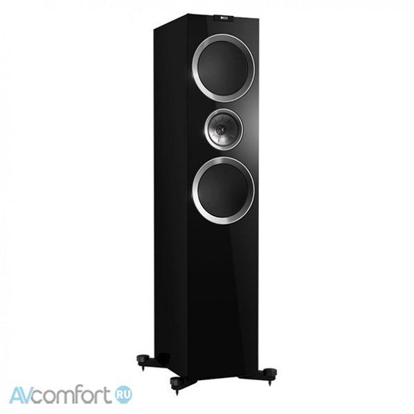 AVComfort, KEF R900 Black gloss