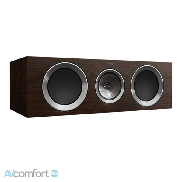 AVComfort, KEF R600C Walnut