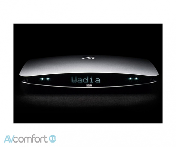 AVComfort, WADIA Intuition 01 PowerDAC Silver