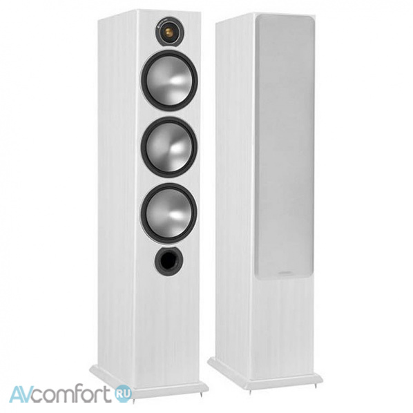 AVComfort, MONITOR AUDIO Bronze 6 White Ash