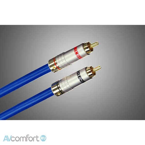 AVComfort, TCHERNOV CABLE Original MkII IC RCA 0,62 m