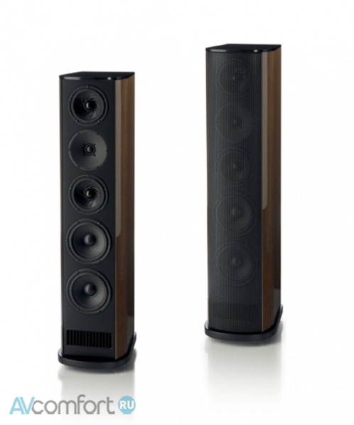 AVComfort, T+A Criterion TCD 310 S Lacquer Black