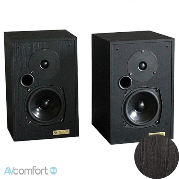 AVComfort, AUDIO NOTE AX One Black Ash